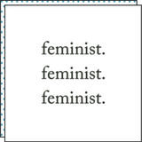 tattoonie temporary tattoos feminism feminist