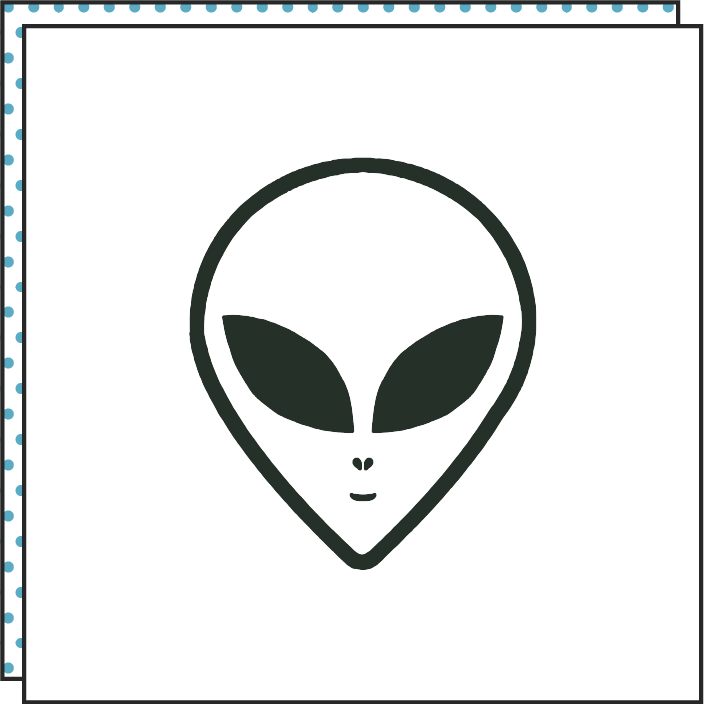 THE ALIEN (Pack de 2)