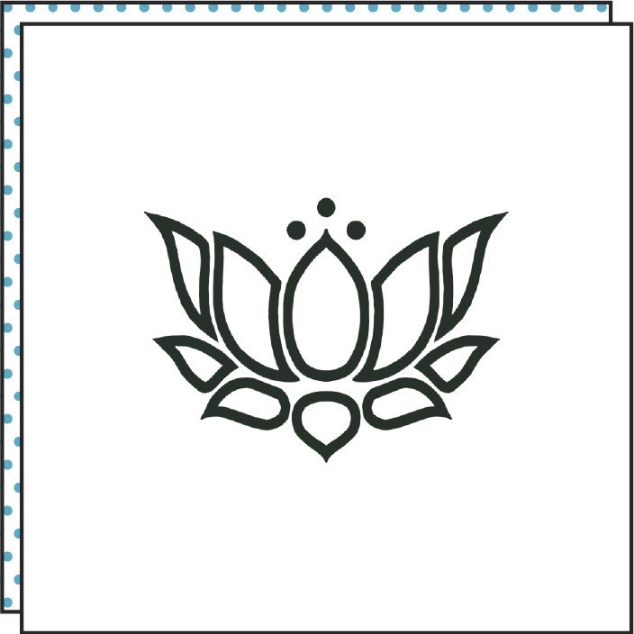 THE LOTUS FLOWER (Pack de 2)
