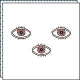 ZEN SEXY EYES (Set of 2)
