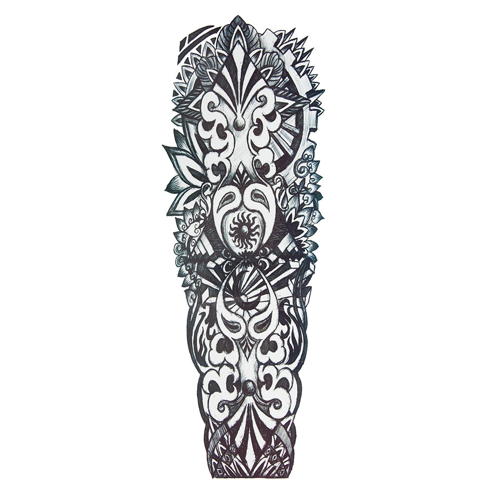 ARM TATTOO HANDMADE DRAWING (Pack de 1)