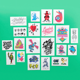 tattoonie temporary tattoos artist pack