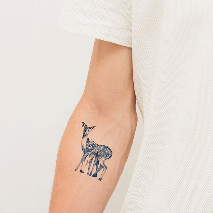 Tattoonie Temporary Tattoos brocket