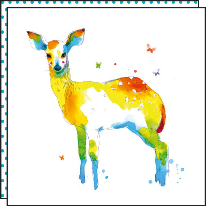 Tattoonie Temporary Tattoos deer