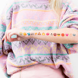Tattoonie Temporary Tattoos emotis emojis