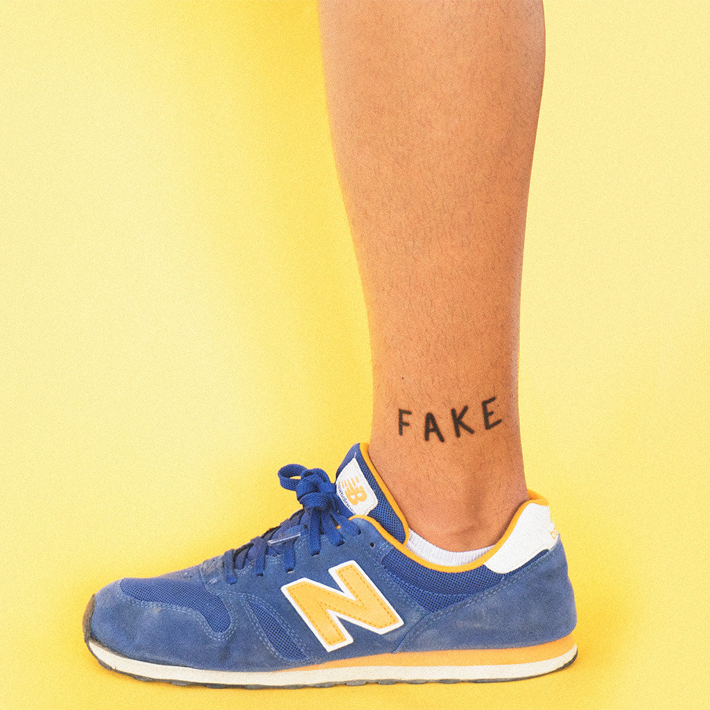 tattoonie temporary tattoos fake