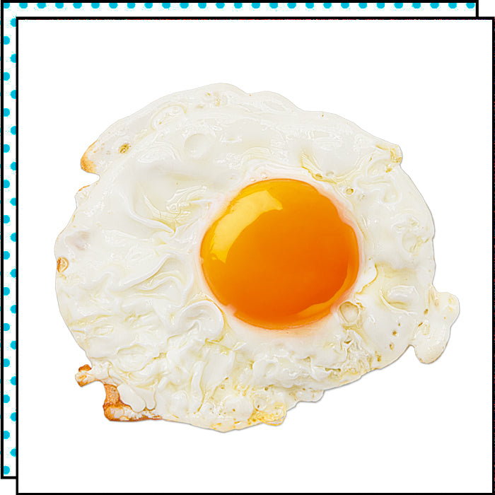 FRIED EGG (Pack de 2)