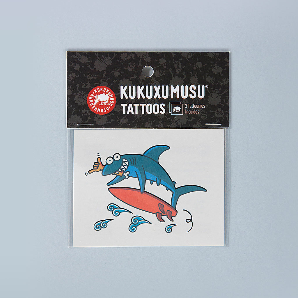 tattoonie temporary tattoos kukuxumusu