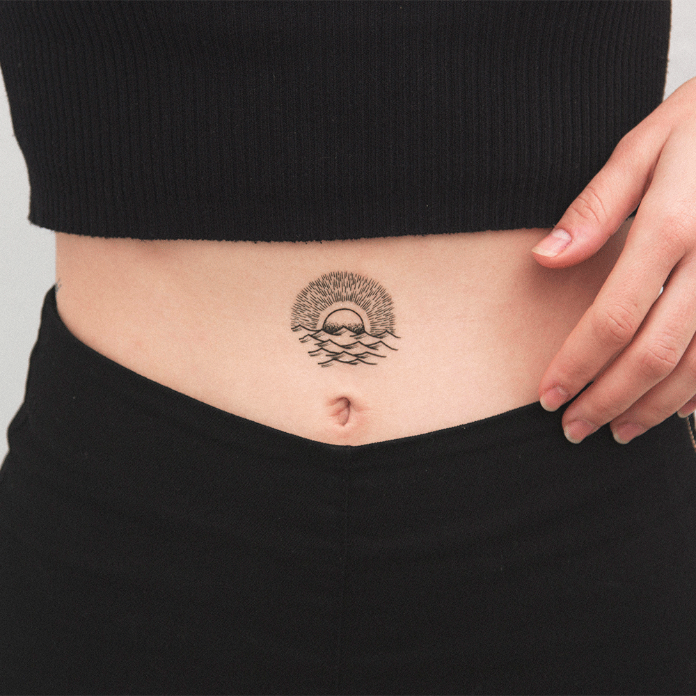Tattoonie Temporary Tattoos liam sparkes old habits