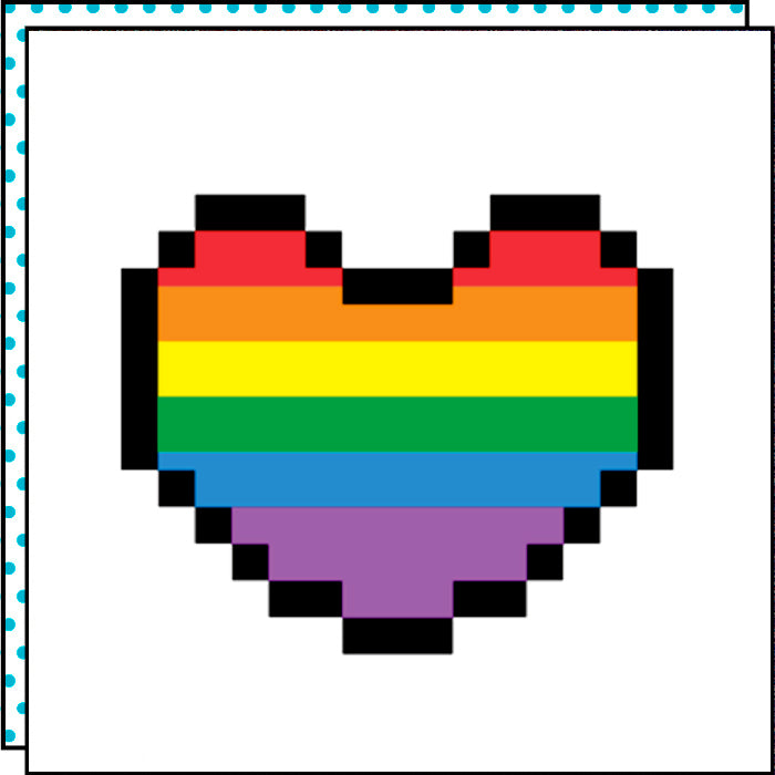 HEART PRIDE (Pack de 2)