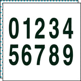 NUMBERS PACK (Set of 10)