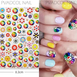 Nail Stickers (7 designs)