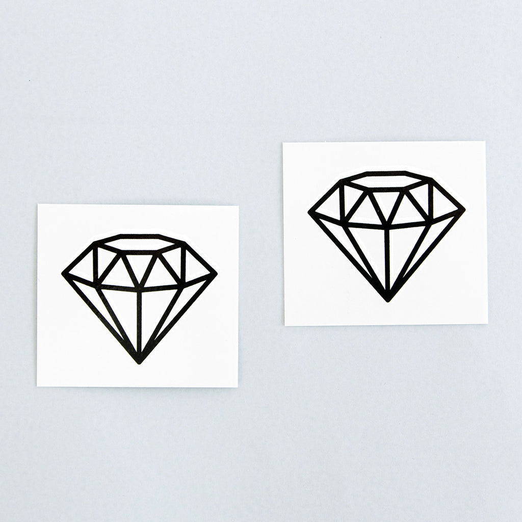 Tattoonie Temporary Tattoos diamond