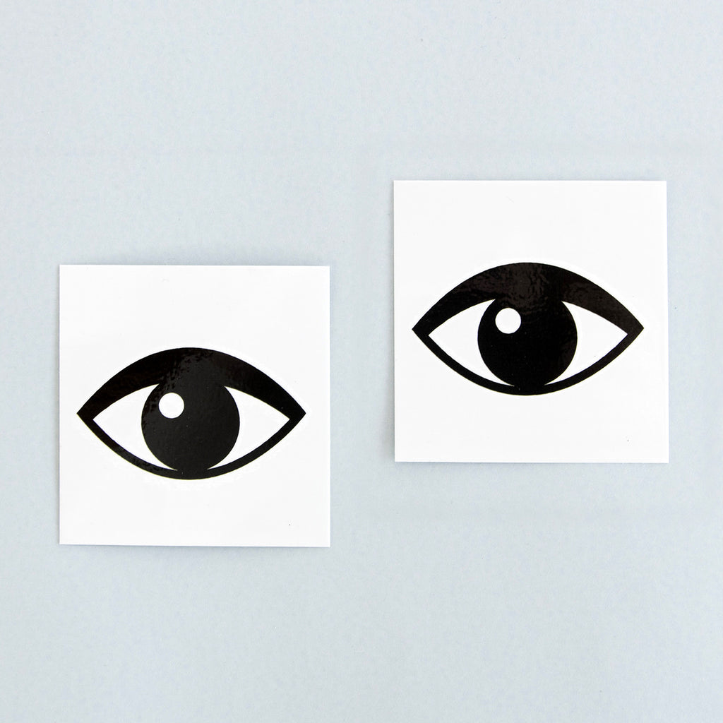 Tattoonie Temporary Tattoos the eye