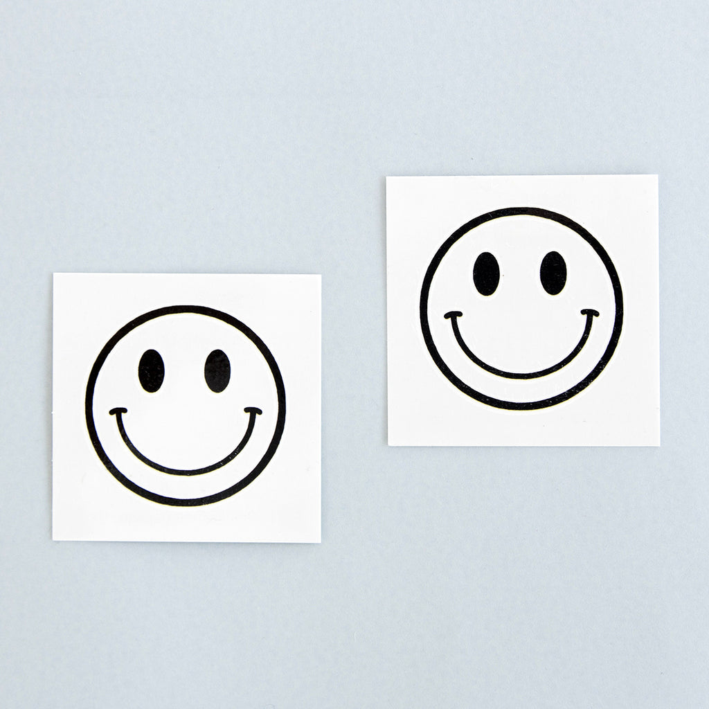 Tattoonie Temporary Tattoos the smiley