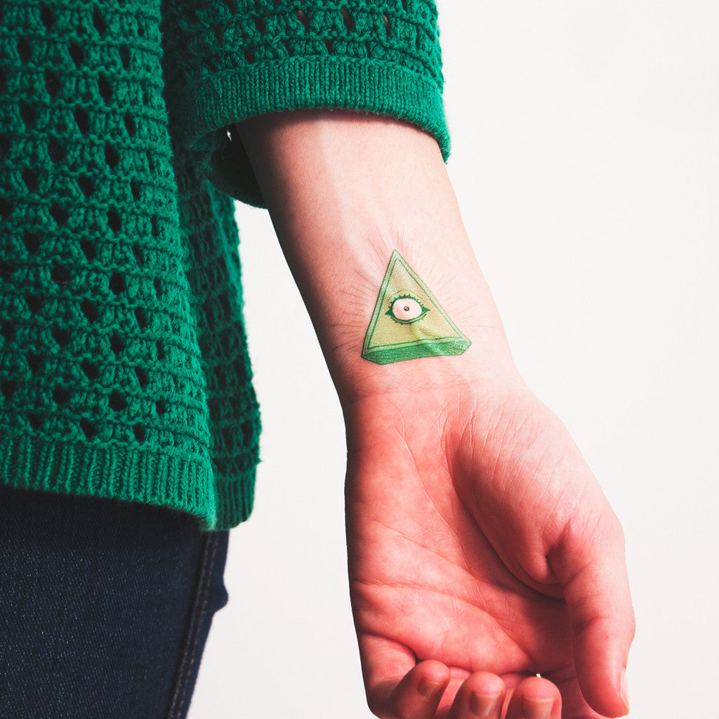 Tattoonie Temporary Tattoos nwodo illuminati