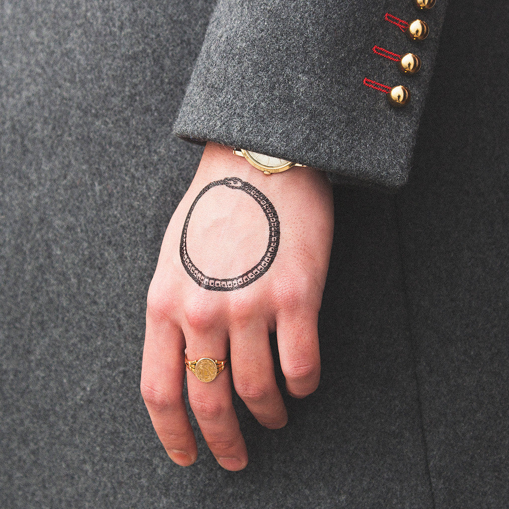 Tattoonie Temporary Tattoos tattoo ring
