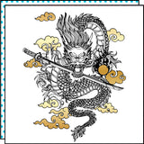 Shinobi Dragon (pack de 2)