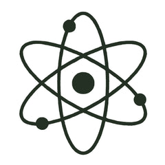 THE ATOM (set of 2)
