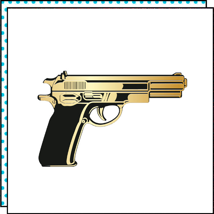 The Golden Gun (pack de 2)