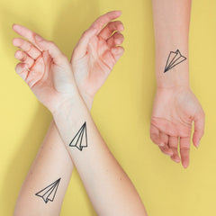 THE  PAPER PLANE (set of 2)