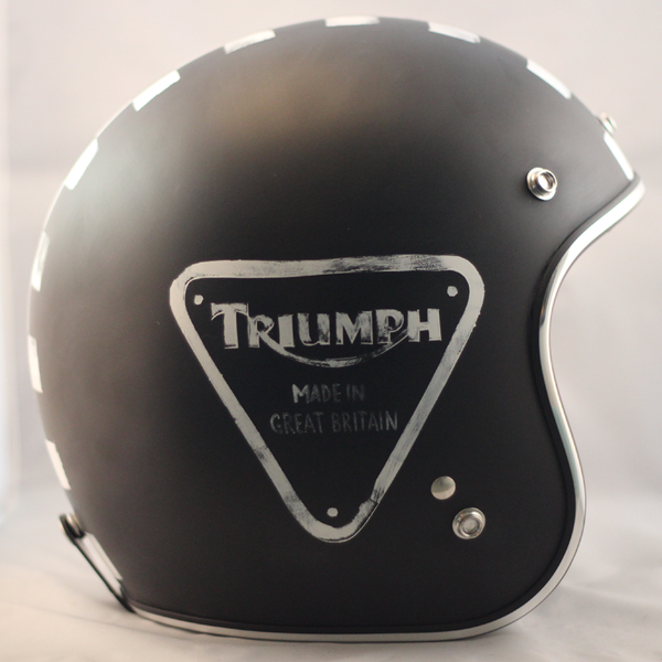 Distressed Triumph Logo