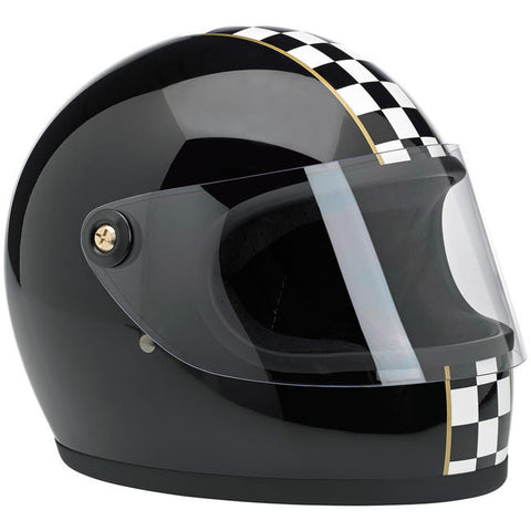 LE Checker Gloss Black