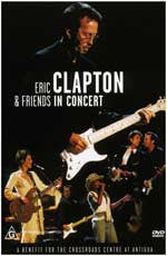 "Eric Clapton - ""Eric Clapton & Friends In Concert"" - DVD"