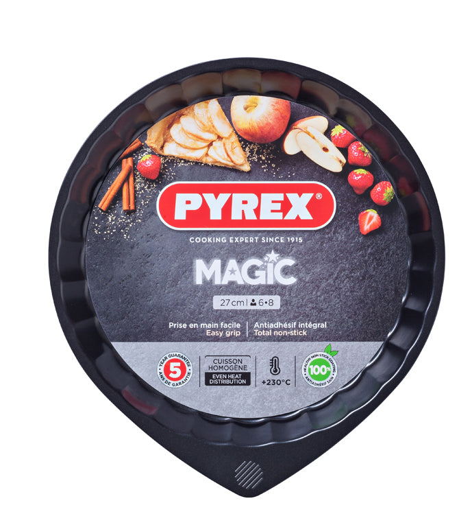 Pyrex Magic Obstkuchenform