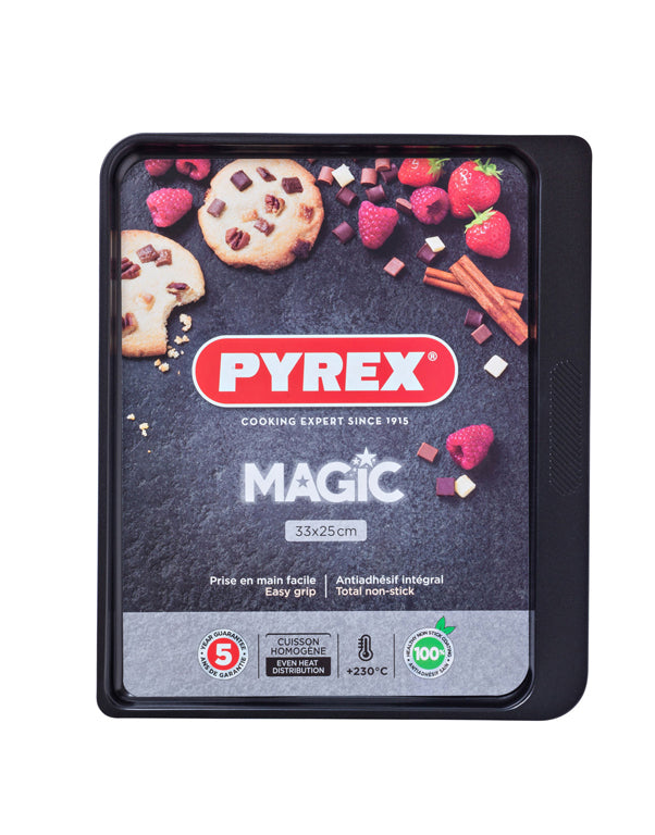 Pyrex Magic Glasblech