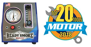ReadySmoke Motor Top 20 Tool