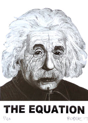 """The Equation"" (Albert Einstein)"