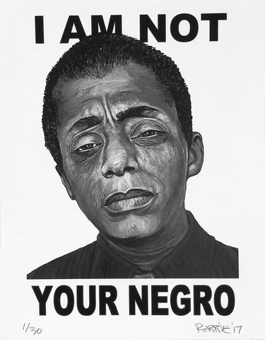 """I Am Not Your Negro"" (James Baldwin)"