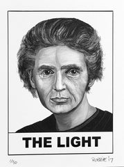 """The Light"" (Marie Curie)"