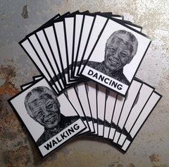 Stickers by Robbie Conal