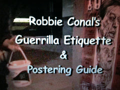 DVD's by Robbie Conal
