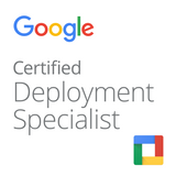 Google Certified Deployments for G Suite