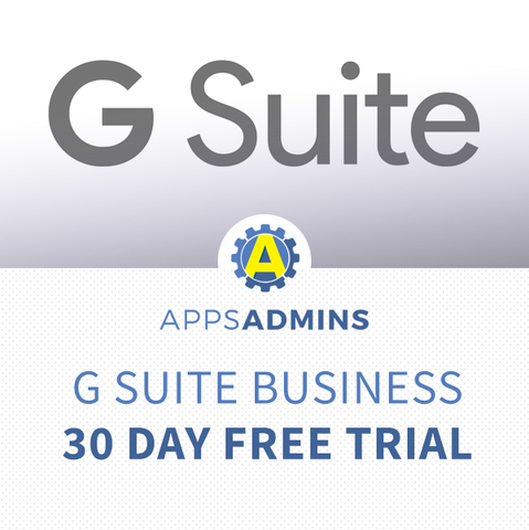Activate Your Free Trial of G Suite Business