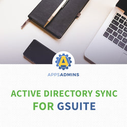 Active Directory Sync Integration for G Suite