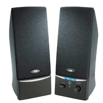 Cyber Acoustics CA-2012RB 2.0 Speaker System