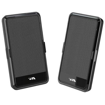 Cyber Acoustics 2.0 Speaker System - Portable