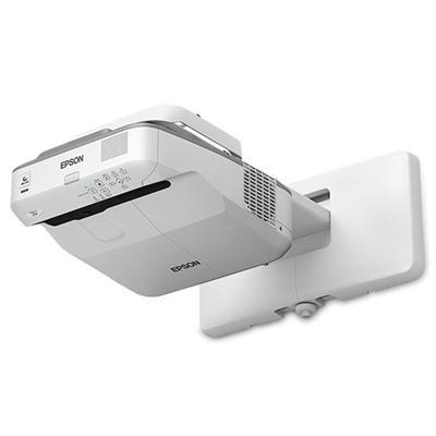 Epson PowerLite 680 Ultra Short Throw LCD Projector