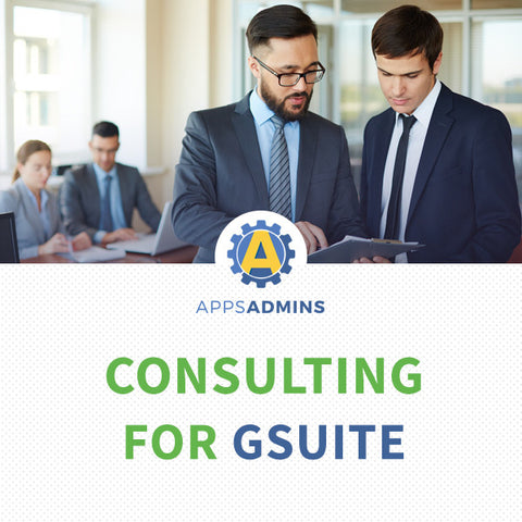 Consulting for G Suite