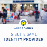 Set up G Suite as SAML Identity Provider (IdP)