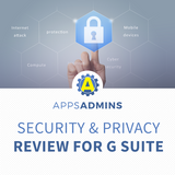 Security, Privacy and Cost of Cloud Review for G Suite