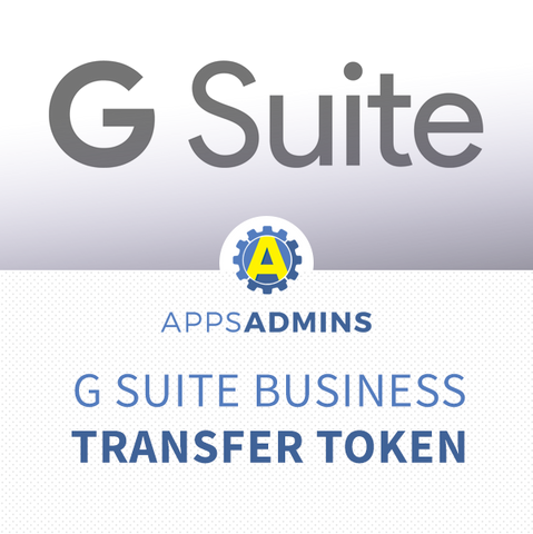Use a Transfer Token to join Apps Admins