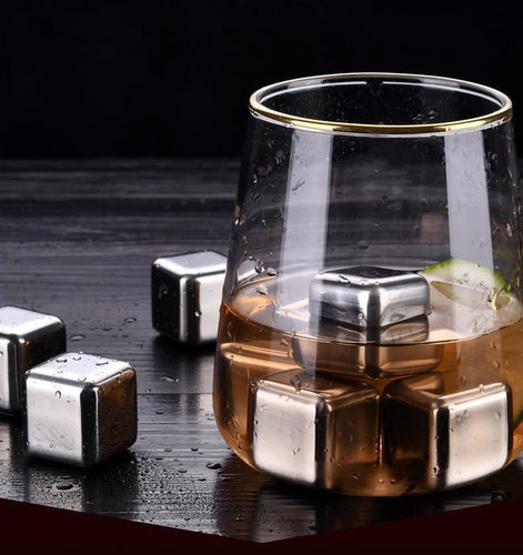 Stainless Steel Whisky Ice Stone