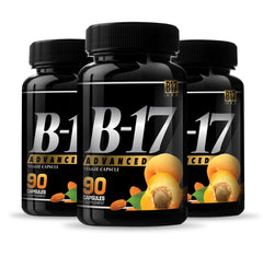 Vitamin B17 Advanced ( 3 bottles )