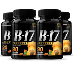 Vitamin B17 Advanced ( 4 bottles )