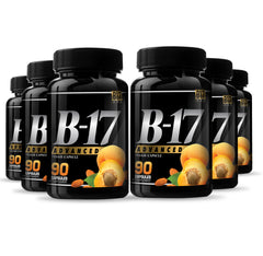 Vitamin B17 Advanced ( 6 bottles )